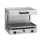 Salamander cooking equipment