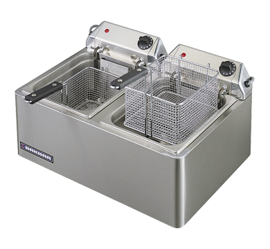 countertop commercial fryer deep