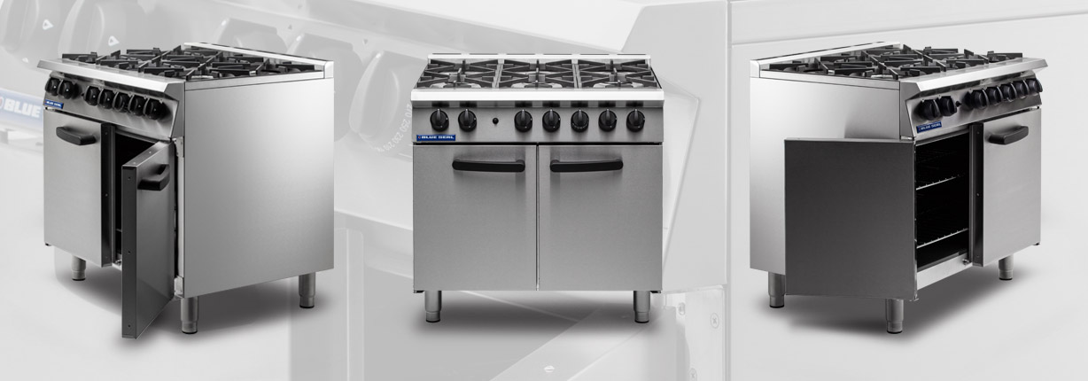 Commercial Kitchen Baking Amp Cooking Equipment Blue Seal