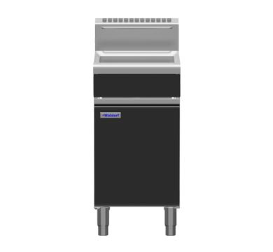 Waldorf Bold Fnlb8120g 450mm Gas Fryer Low Back Version